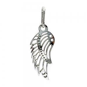 Stříbrný přívěsek andělské křídlo